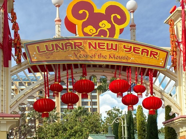 Highlights of the Lunar New Year Marketplaces at Disney California Adventure