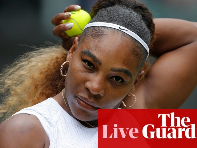 Wimbledon 2019 semi-final: Serena Williams v Barbora Strycova – live!