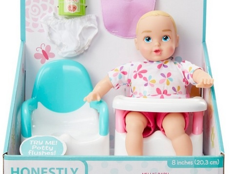 Honestly Cute My Lil' Feed & Go Baby Set only $6.75, plus more!