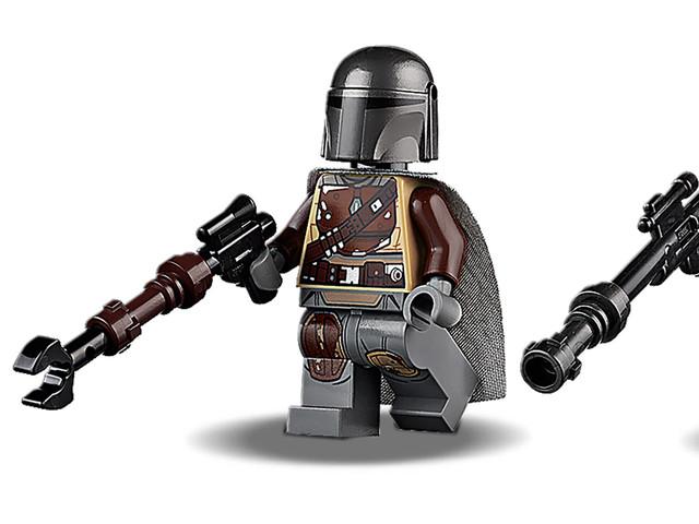 Star Wars Mandalorian, Skywalker LEGO sets revealed