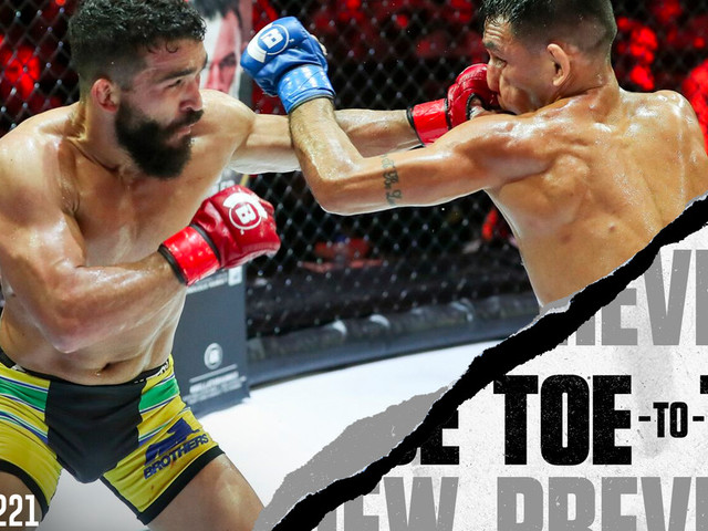 Bellator: Chandler vs Freire Toe-to-Toe Preview - A complete breakdown