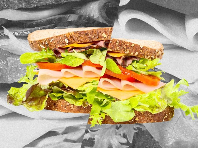 Infographic: What is America's most hated sandwich?