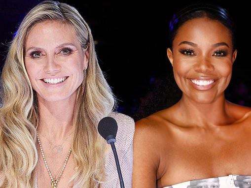 Heidi Klum DEFENDS America's Got Talent after Gabrielle Union firing and complaints of racism