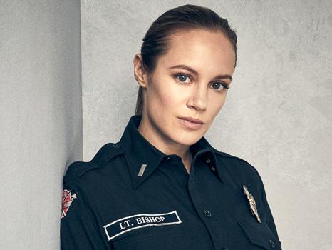 'Station 19's Danielle Savre Teases Maya's 'History' & A 'Happy' Maya & Jack In Season 3