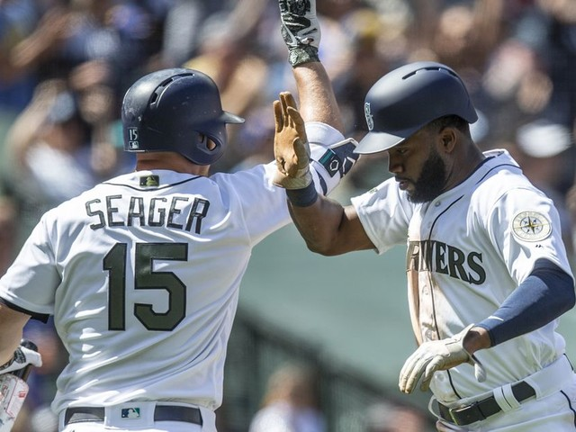 The Mariners don't have Robinson Cano, but they're still rolling