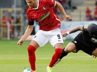 Tears as Freiburg wins its last game at Black Forest stadium