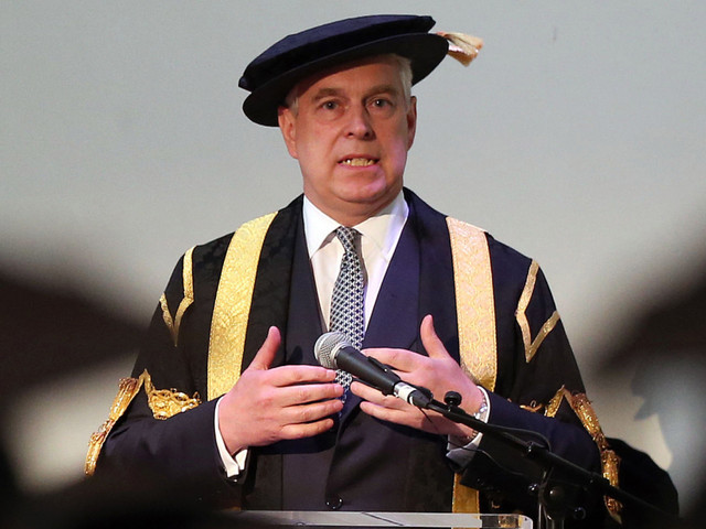 British university panel calls for Prince Andrew to step down as chancellor