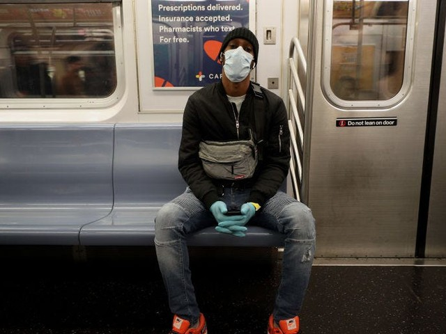 Cuomo announces New York City will disinfect every subway train every 24 hours in an 'unprecedented step'