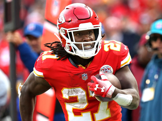Kareem Hunt suspended 8 games by NFL after attack video