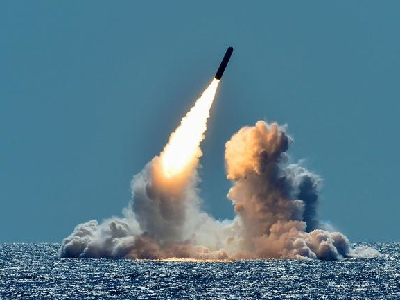 """""""Any Inbound Missile Will Be Seen As Nuclear"""" - Russia's Military Warns Amid Arms Treaty Talks"""