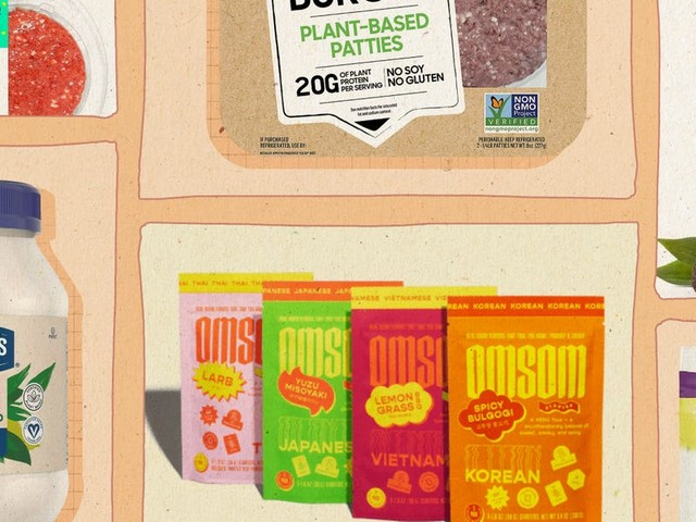These vegetarian and vegan BBQ products are so good that you'll hardly miss the meat