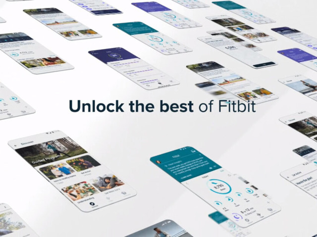 Fitbit debuts fitness and health Premium subscription service