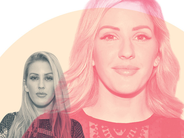 Ellie Goulding on Running, Veganism, and Her Best Competition