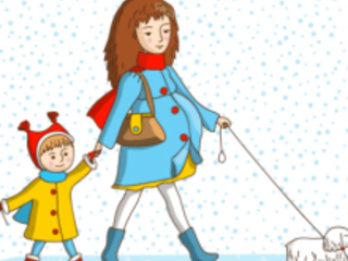 5 Ways to Enjoy a Winter Pregnancy