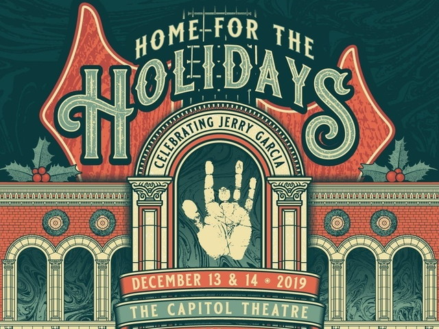 Relix Channel Announces Home For The Holidays Celebrating Jerry Garcia Free Live Streams