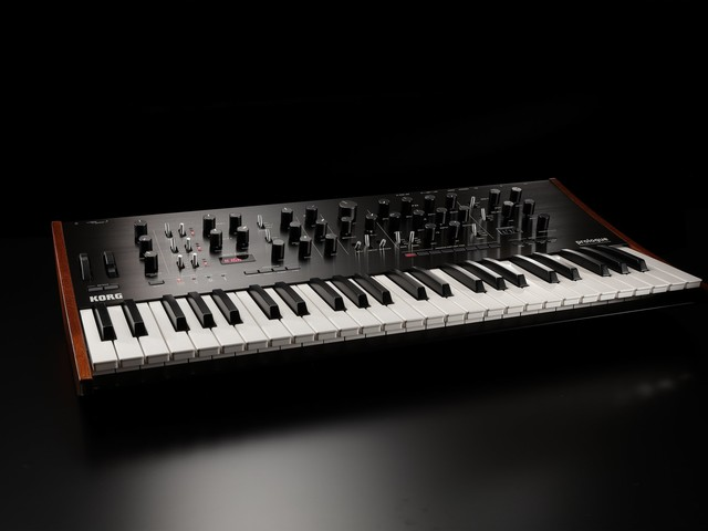KORG has a polyphonic Prologue synth – and it's programmable