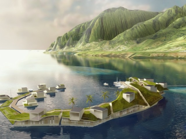 Floating cities are getting far closer to reality than ever before — but they won't be the libertarian utopias billionaires have proposed