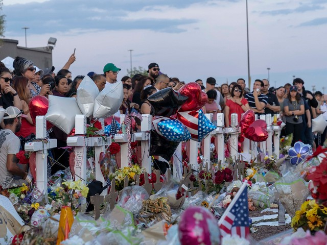 Inside the El Paso shooting: A store manager, a frantic father, grateful survivors