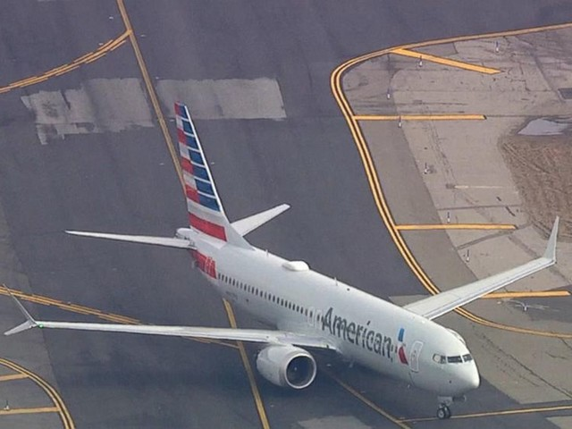 WATCH: Boeing 737 Max 8 and 9 jets grounded