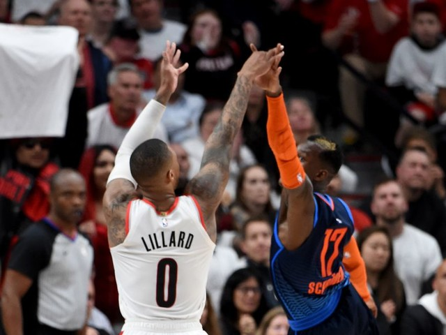 'The Corner 3': Damian Lillard Sent Russell Westbrook and the Thunder Home