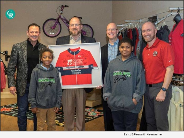 Crumley Roberts Moving Forward Together with Community Partnerships for Bicycle Safety