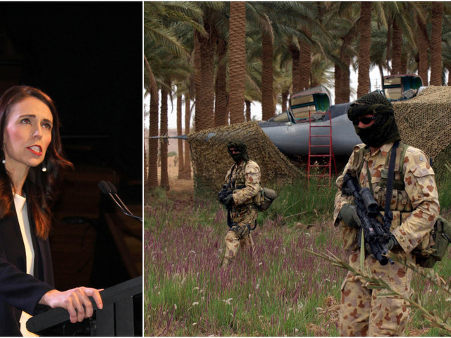 New Zealand's PM sides with Australia after Chinese diplomat tweets brutal image condemning war crimes against Afghan civilians