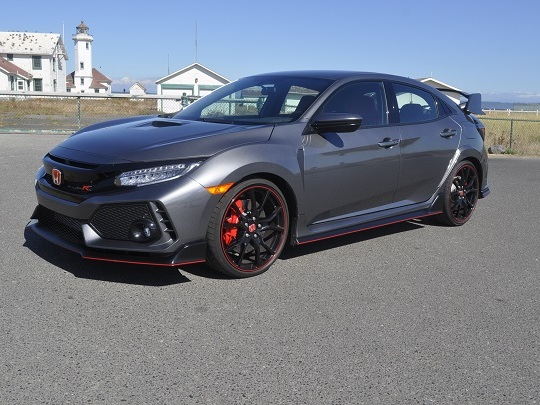 2017 Honda Civic Type R First Drive – Yeah, It's All That