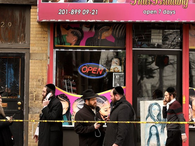 Jersey City mayor says terrorists who shot up kosher market intended to attack Jewish school for children