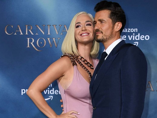 Katy Perry Secretly Relieved Her Wedding To Orlando Bloom Is Postponed Due To The Coronavirus?