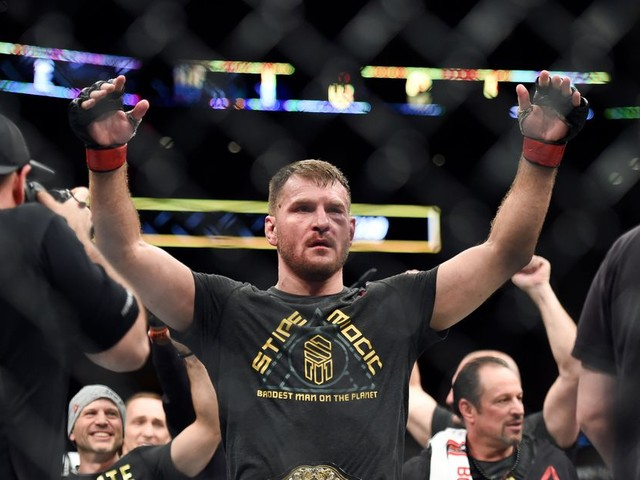 Sonnen: The key to Miocic's success is his firefighting career