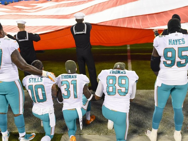 NFL owners reach a 'compromise' about the national anthem. How bad is it?