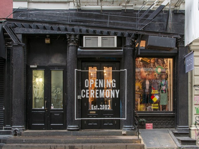 RIP To Opening Ceremony, A Store That Taught Us How To Find Ourselves