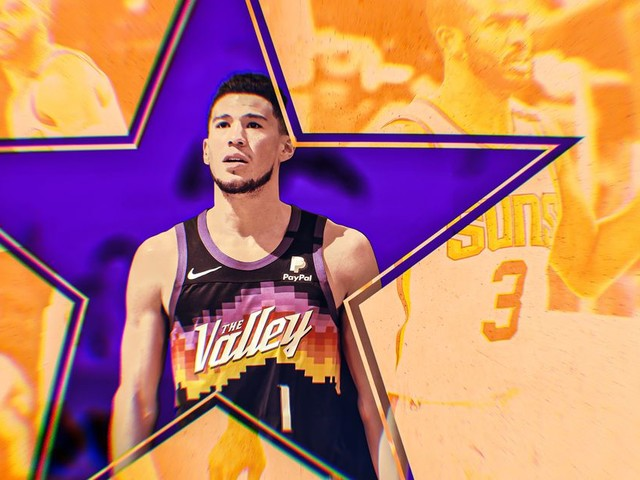 Why Devin Booker Deserves the All-Star Nod Over Chris Paul