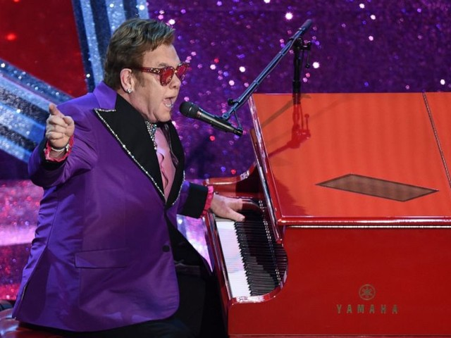 Elton John, TikTok team up to educate about AIDS epidemic