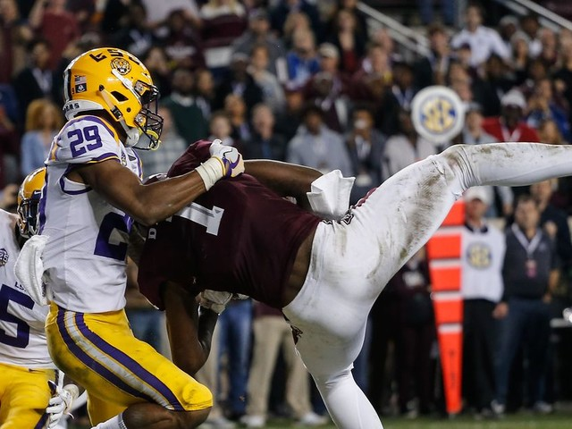 The Texans need Greedy Williams