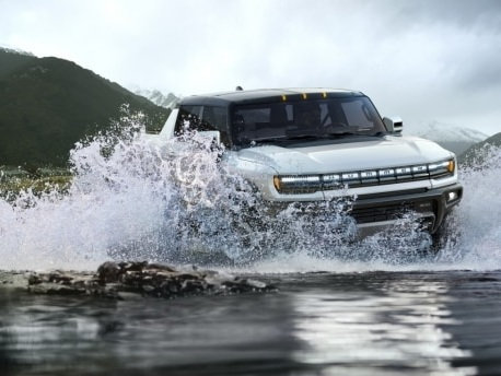 2022 GMC HUMMER EV Edition 1: Off-Road Beast