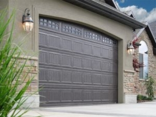 Removing Tricky Stains on a Garage Door