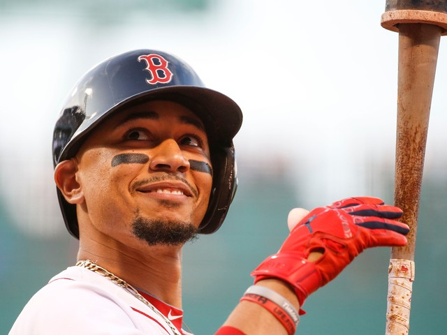 Let's try this again: Mookie Betts blockbuster nears completion as Dodgers, Red Sox, Twins work out new deal(s)