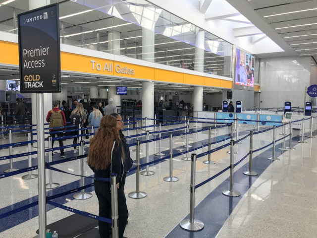California airports unaffected by government shutdown