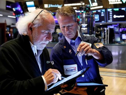 Futures Rise Ahead Of Deluge Of Big Tech Earnings