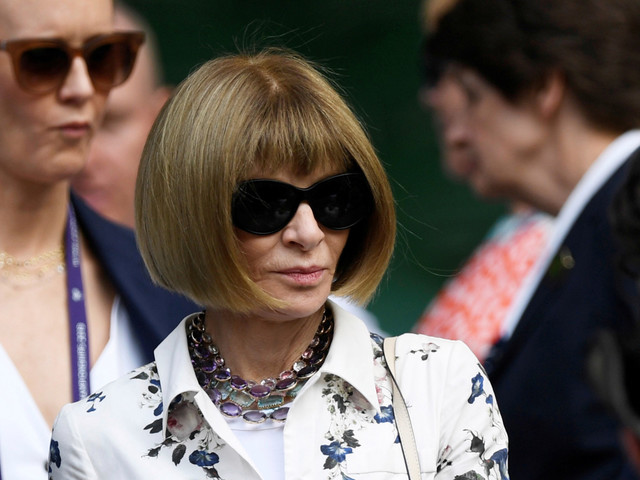 Anna Wintour expands title in Condé Nast reshuffling