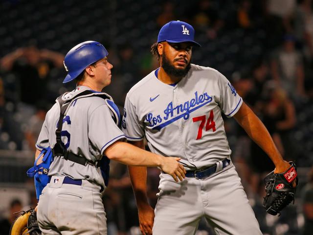 Pirates' Hayes Misses 1B On HR, LA's Buehler Shuts Down Bucs