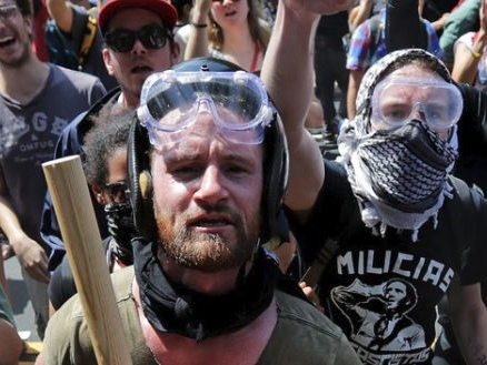 "WSJ Turns On Antifa: Violent, Black-Clad Protesters Are ""Dividing The Left"""