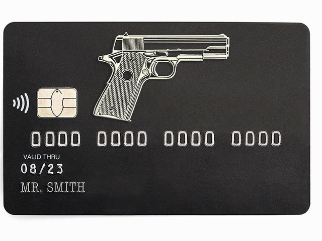Should Banks Be in the Gun Control Business?