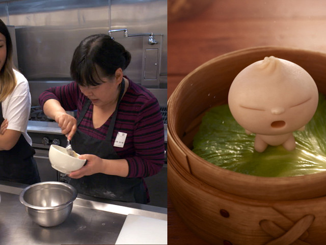 Director of Pixar's 'Bao' talks dumplings, overprotective parents and her Oscar nomination