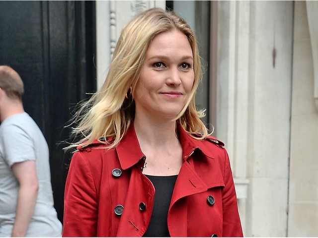 Julia Stiles Is Pregnant With Her First Child - See Her Growing Baby Bump!