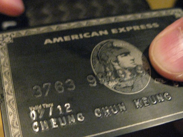 The Centurion 'black' card has a $2,500 annual fee and is invite-only, but you can get most of its benefits with the Amex Platinum.