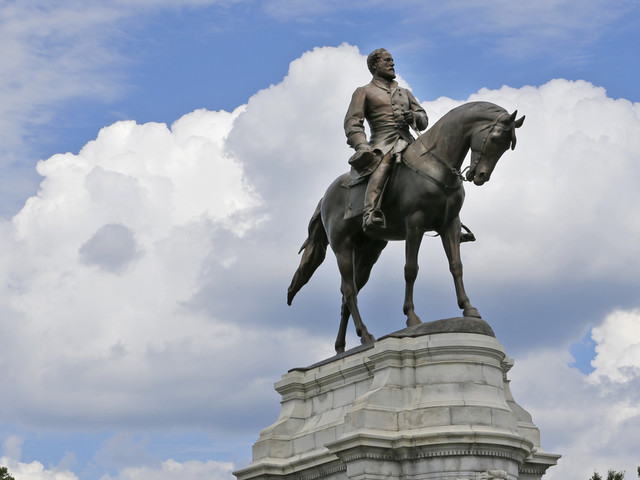 Northam: 'Discussions ongoing' about prominent Lee statue