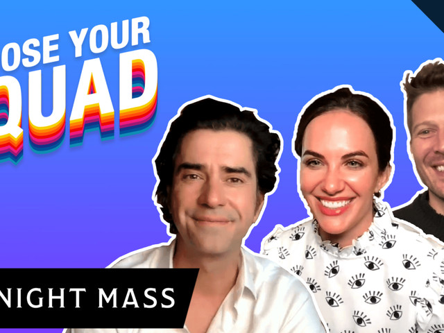 The 'Midnight Mass' cast builds their ultimate horror movie survival squad