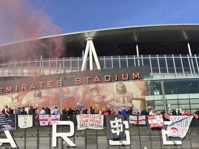 Spotify co-owner Ek says Kroenkes reject bid to buy Arsenal